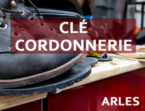 Cordonnerie Clé, Cordonnier, clés et multiservices à Arles