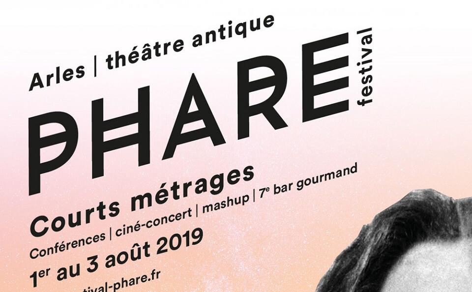 festival Phare 2019 à Arles Courts metrages