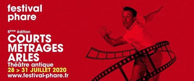 festival Phare 2020 à Arles Courts metrages