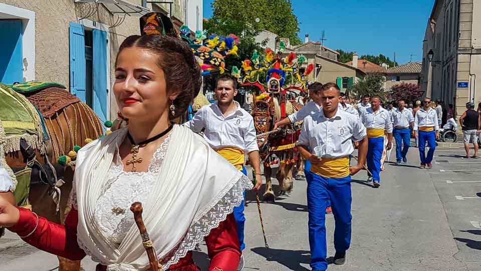 fête Saint Eloi Alpilles Durance Maillane