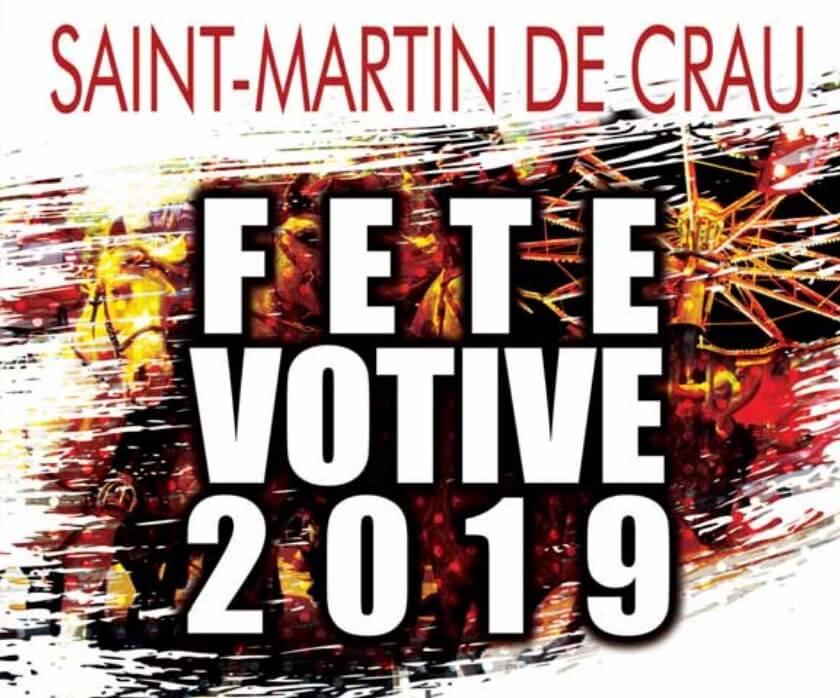 fête votive 2019 à Saint Martin de Crau