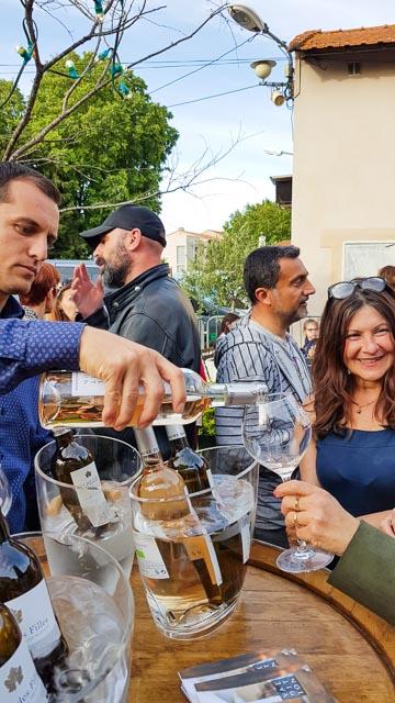 soirée dégustation vins alpilles epicerie de jeanne saint martin