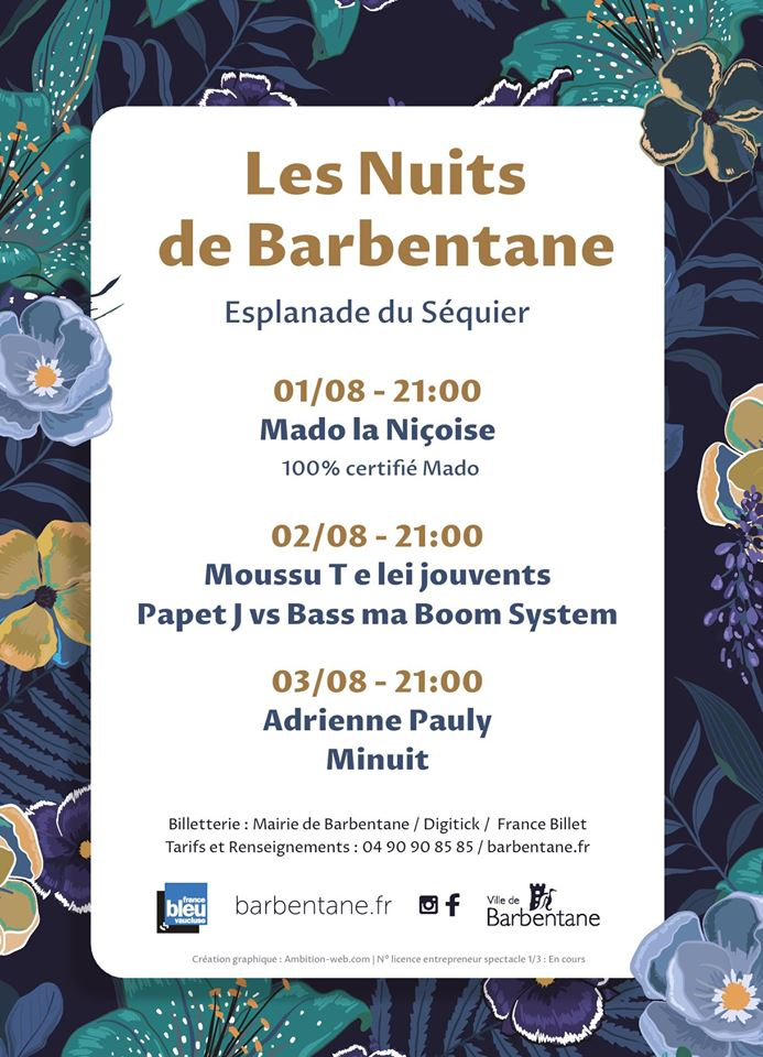 Nuits de Barbentane 2019