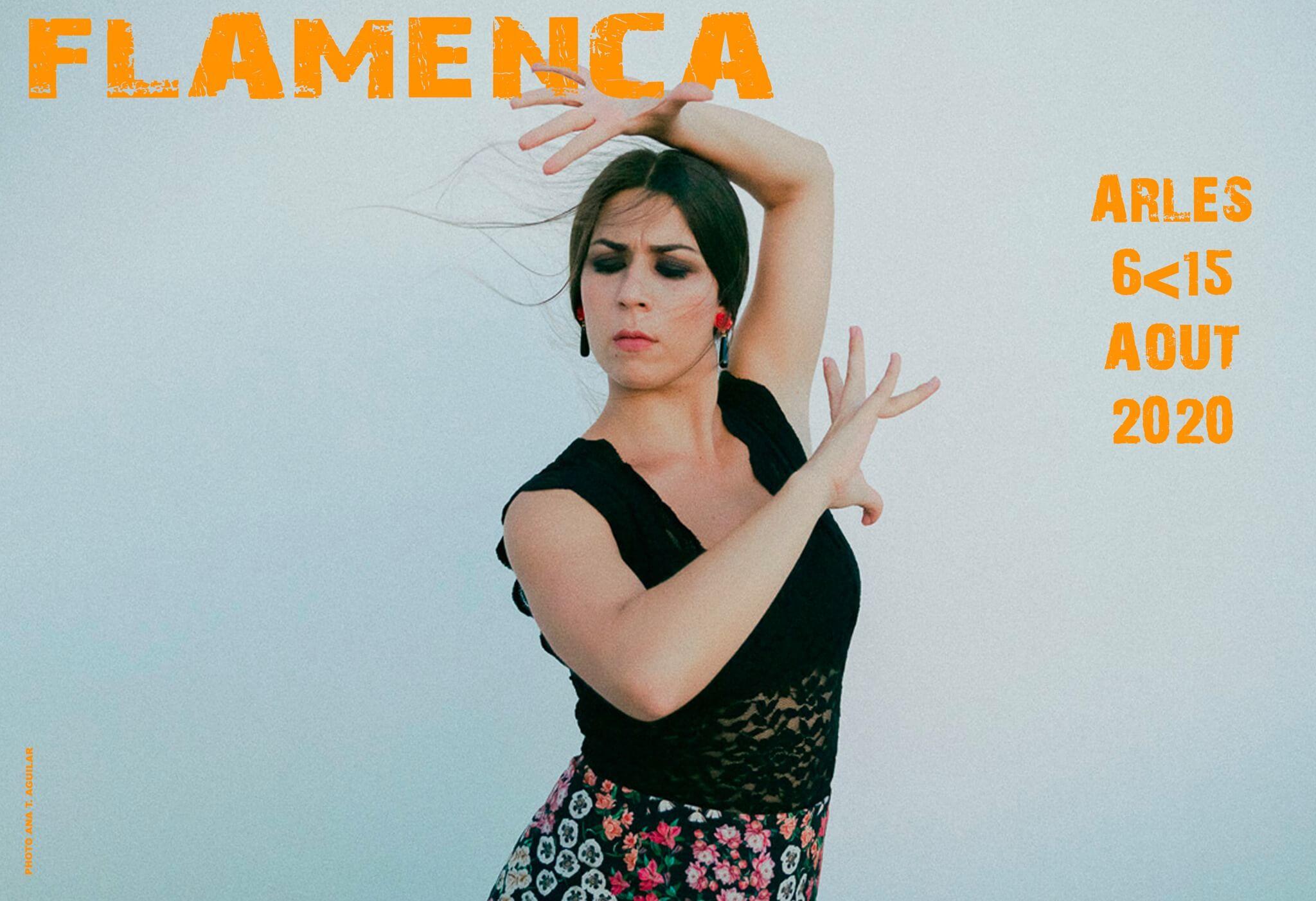 festival flamenca arles 2020