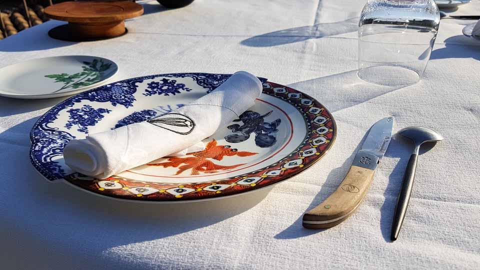Hameau des Baux Paradou Alpilles restaurant étoilé Cicada