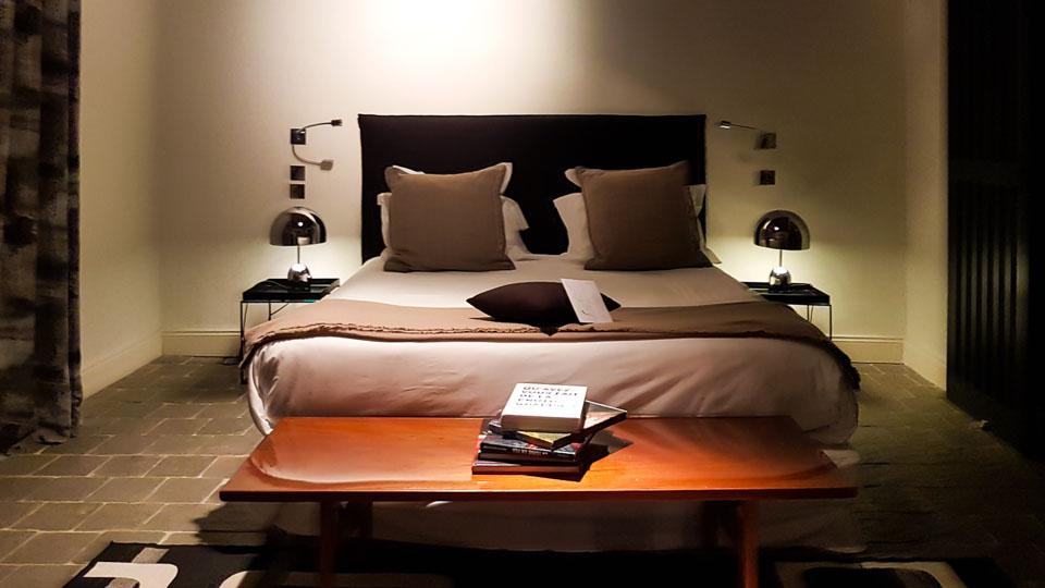 Hameau des Baux Paradou Alpilles Hotel restaurant Bistrot gourmand
