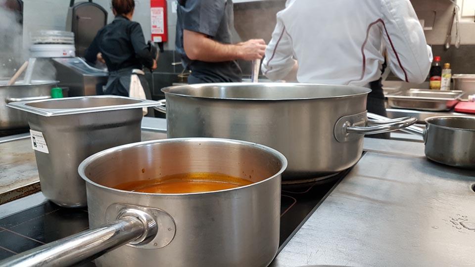 Hameau des Baux Paradou Alpilles Hotel restaurant étoilé Cicada