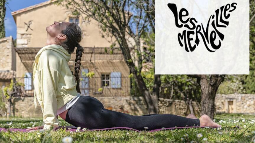 Hameau des Baux Paradou Alpilles Retraite holistique et yoga