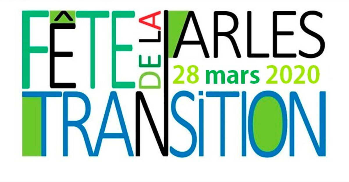 fête de la transition 2020 à Arles