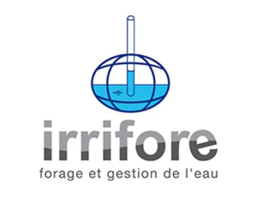 Irrifore, Forage et gestion de l'eau à Châteaurenard