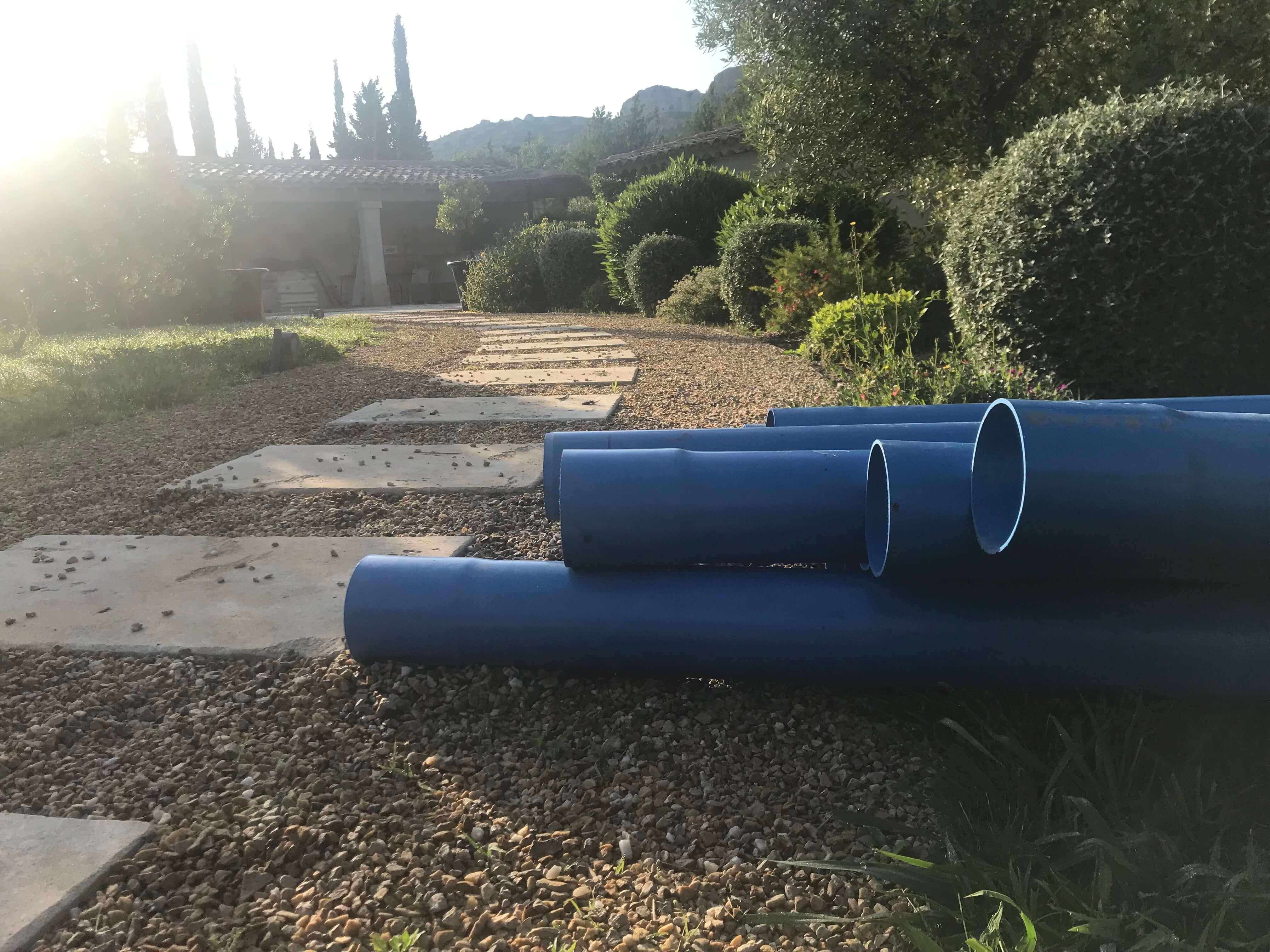 forage arrosage pompage Irrifore Châteaurenard