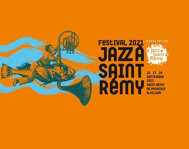 JAZZ A SAINT REMY DE PROVENCE 2021