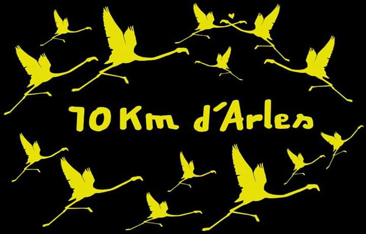 10 km d'Arles 2019