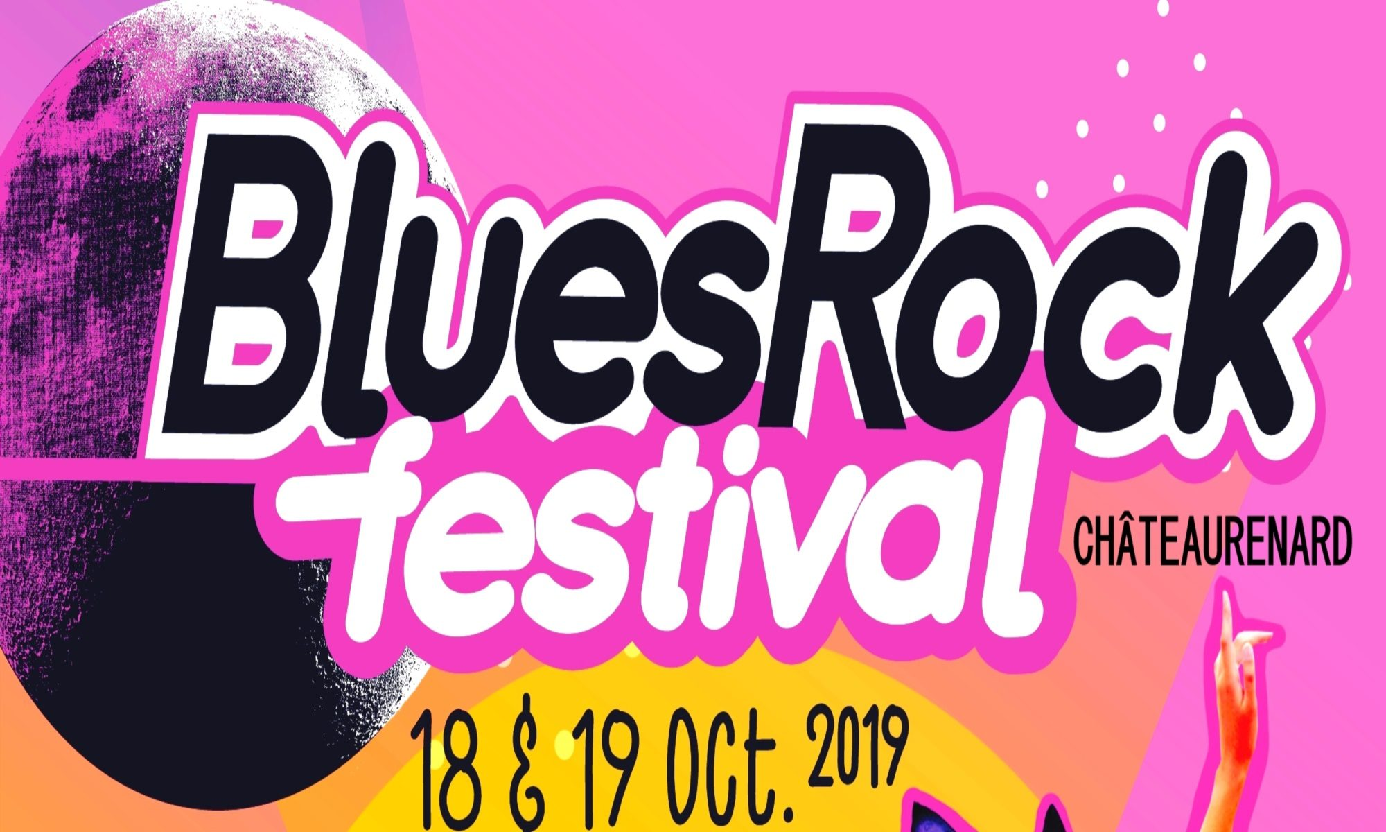 festival blues rock à Châteaurenard