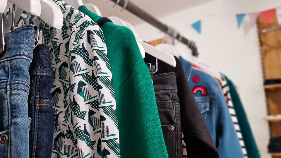 boutique enfants mode à tarascon Ré Création