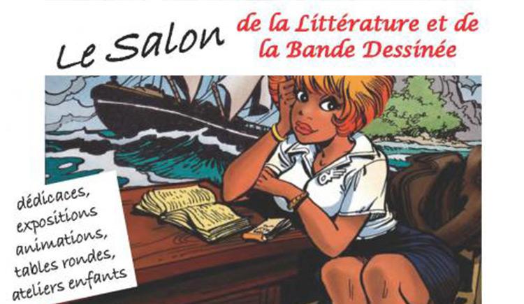 festival littérature et bande dessinées à Fontvieille