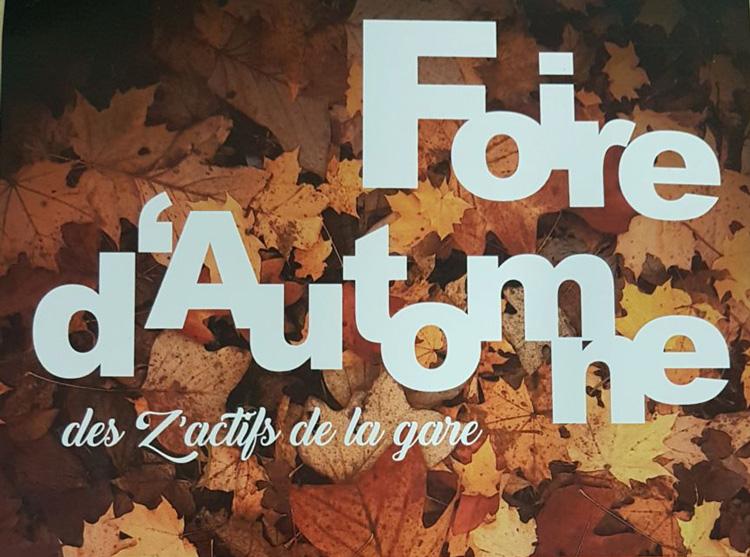 foire d'automne à saint rémy de provence