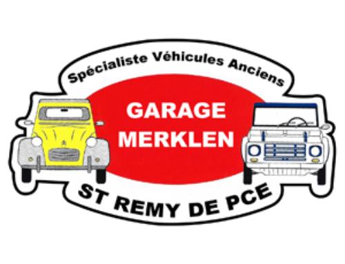 Garage Merklen, Spécialiste voitures anciennes à Saint Rémy de Provence
