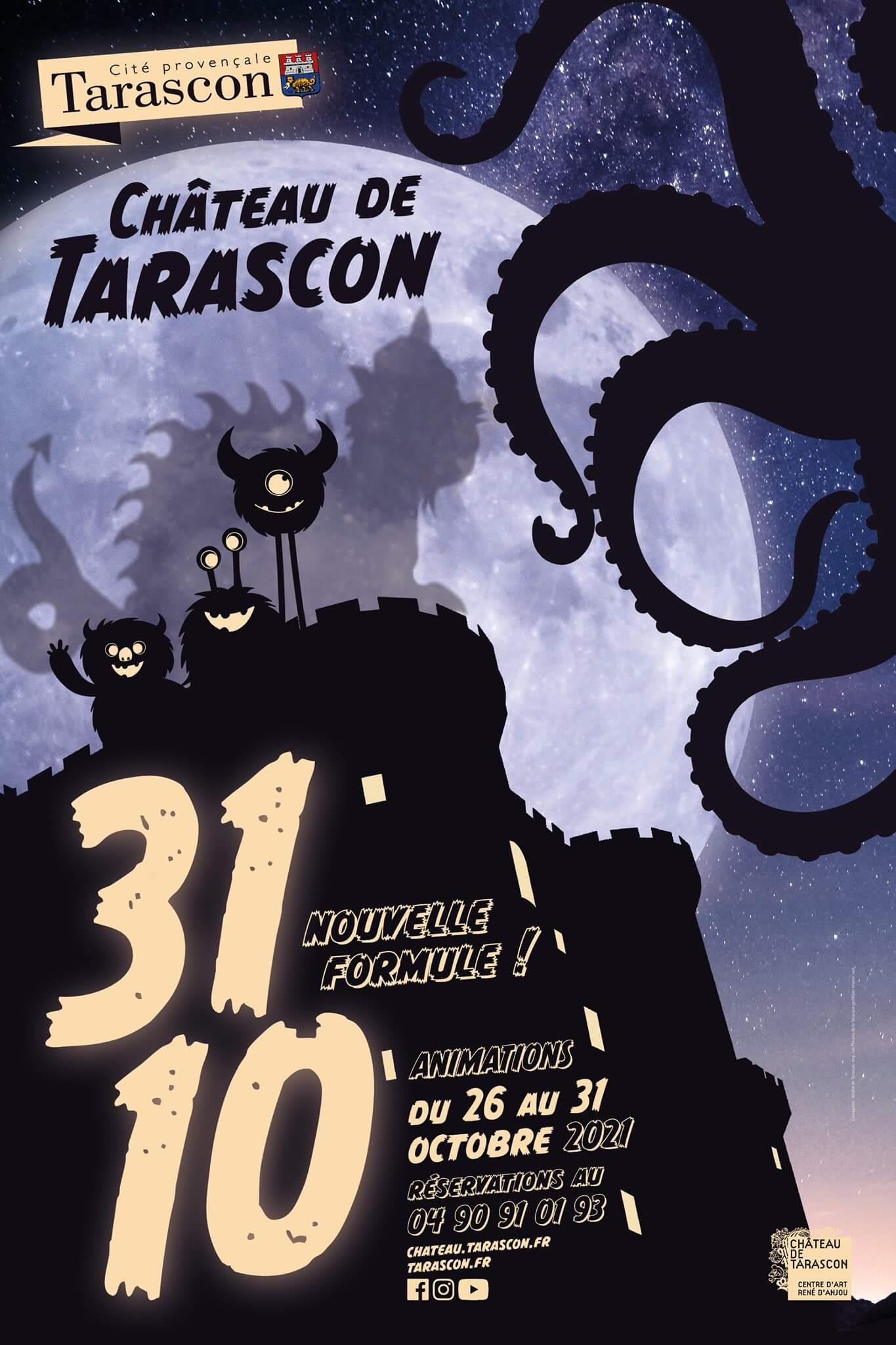 halloween 2021 à tarascon