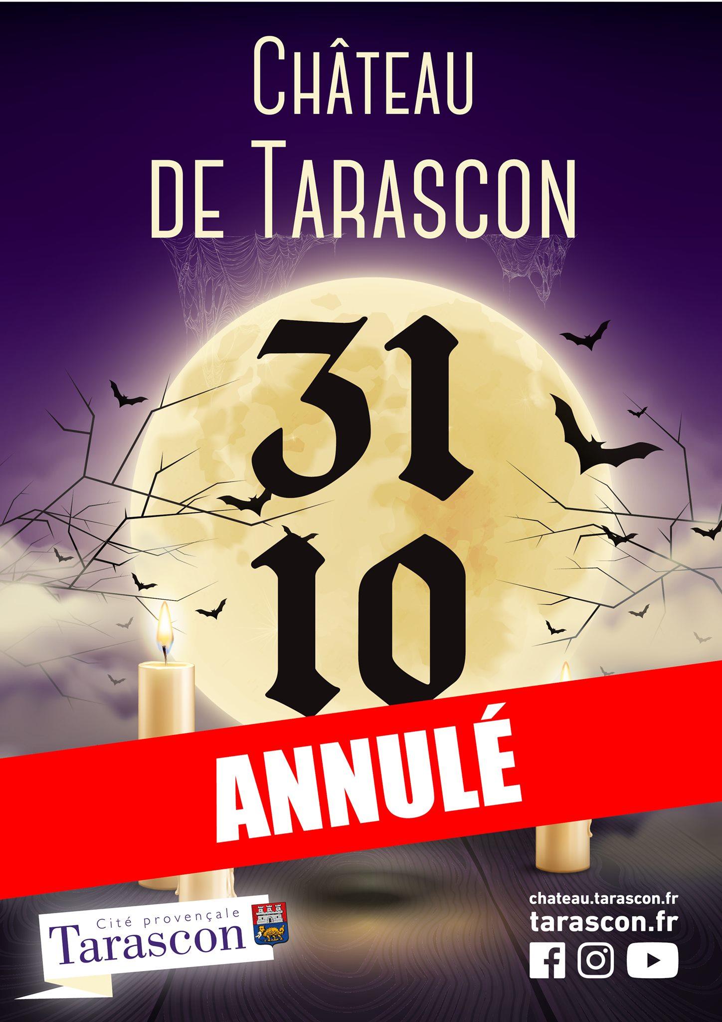 halloween 2020 à Tarascon