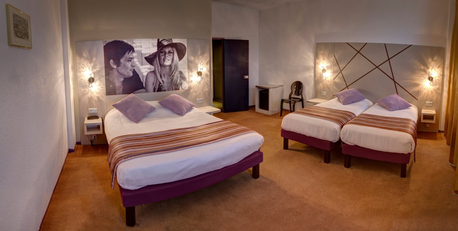 hotel Arles Plaza 4*, piscine, brunch, séminaires
