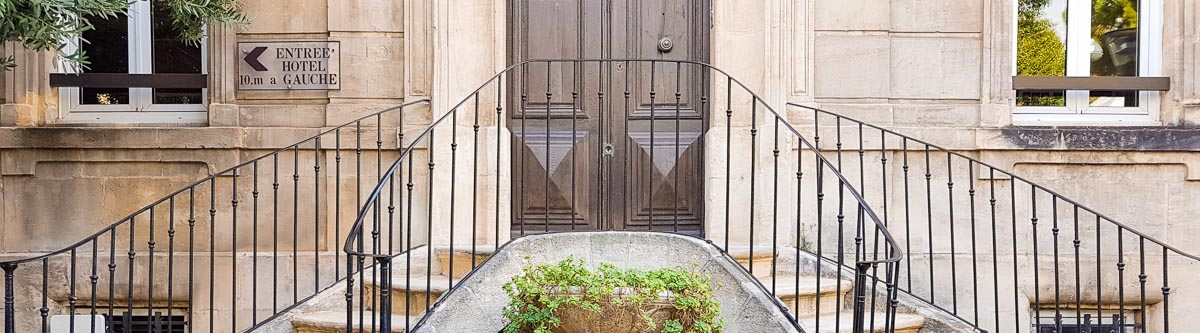 Hôtel Atrium Best Western Arles