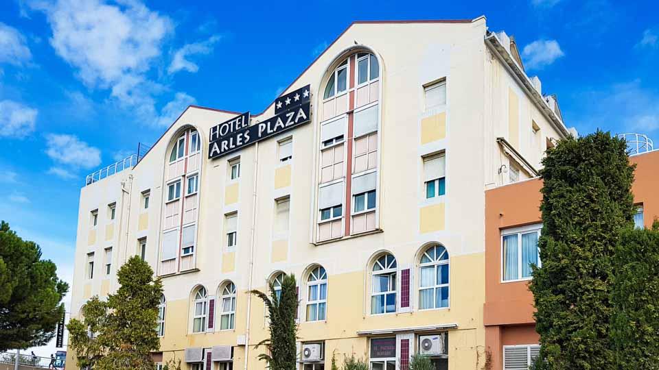 HOTEL Arles Plaza 4 étoiles