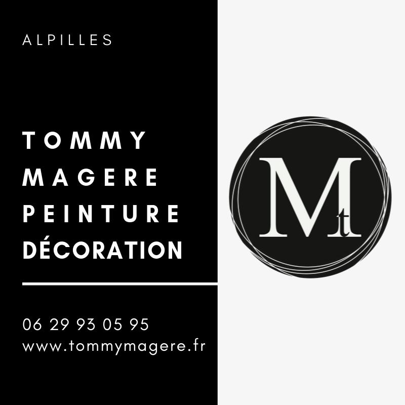artisan peintre alpilles tommy magere
