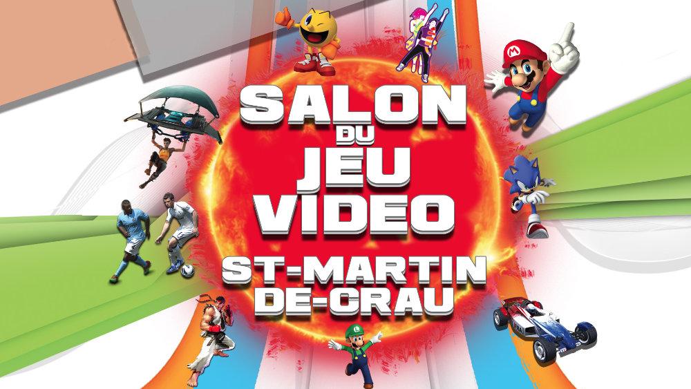 salon du jeu vidéo de Saint Martin de Crau