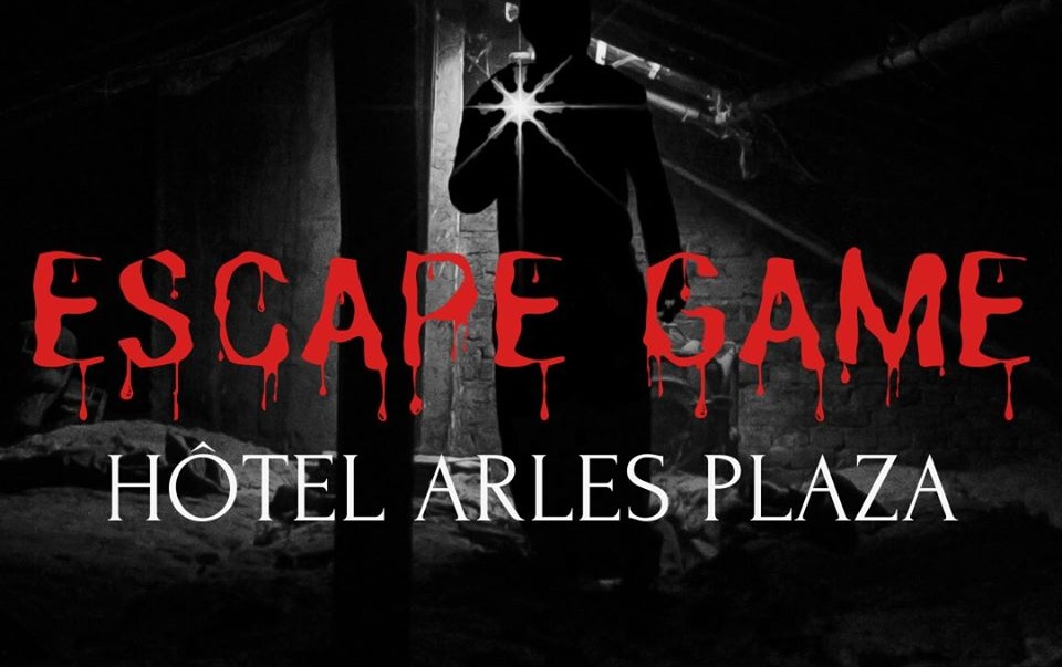 ESCAPE GAME à l'Hôtel Arles Plaza