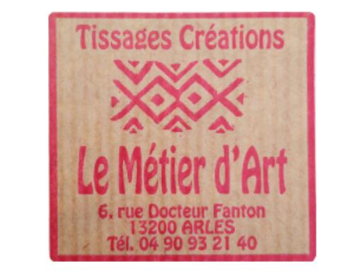 Le Métier d'Art, Créations en laine et tissage à Arles