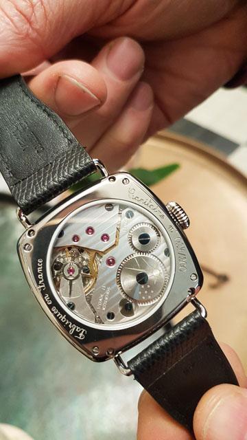 Créateur horloger, montres de marque à Tarascon - Hic et Nunc Olivier Jonquet