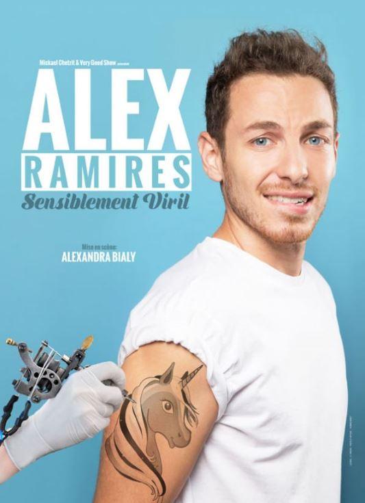 alex Ramirès spectacle à Graevson