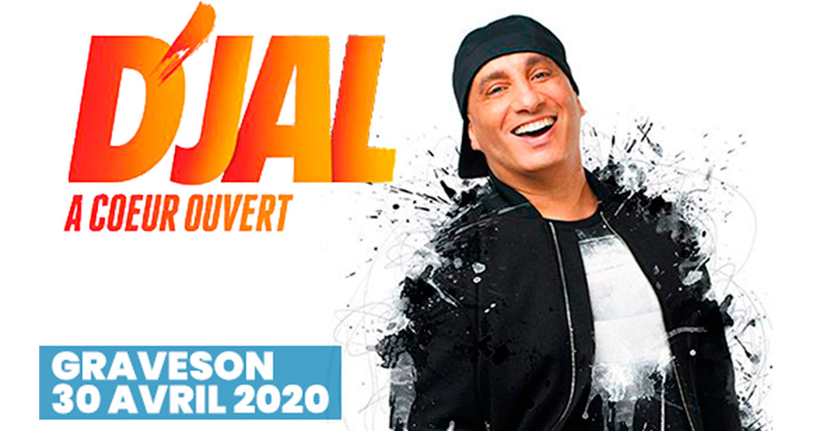 d'jal spectacle 2020 graveson