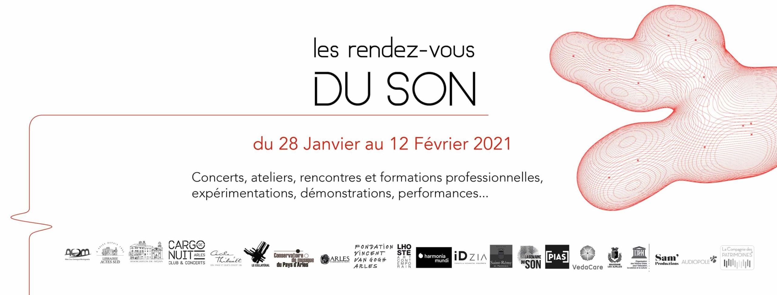 les Rendez-vous du Son 2021 à Arles