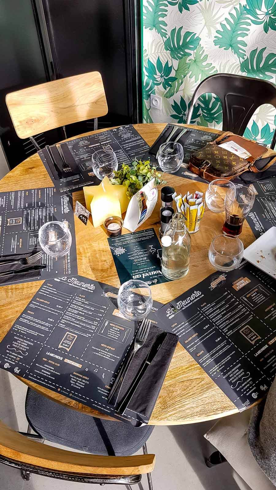 restaurant La Meunerie Arles