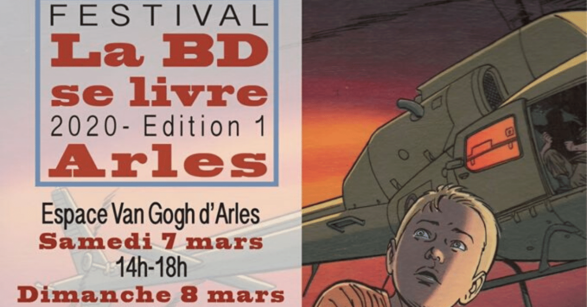 Festi'BD Arles 2020