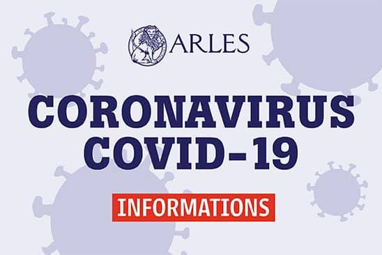 informations coronavirus confinement arles