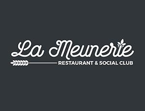 logo restaurant La Meunerie à Arles