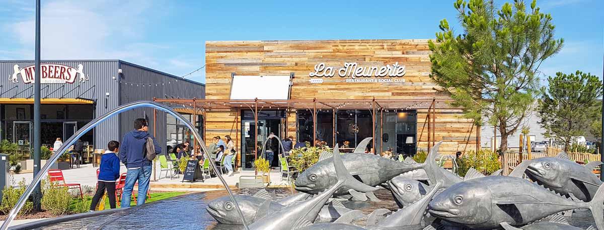 Restaurant, soirée et salle de réunion à Arles - La Meunerie