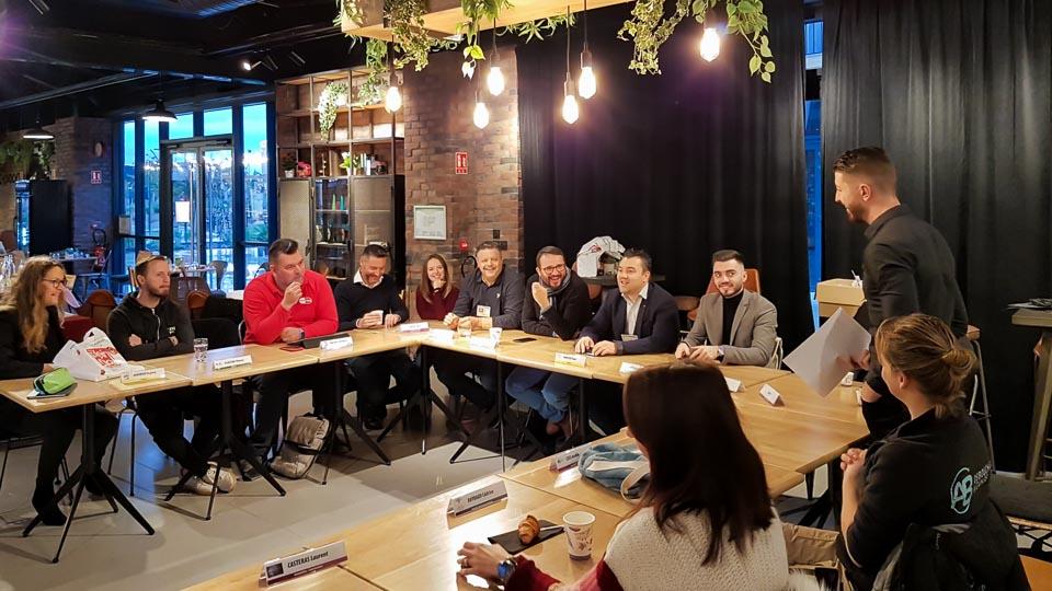 Salle de réunion et évenements professionnels à Arles - Restaurant et Social Club La Meunerie