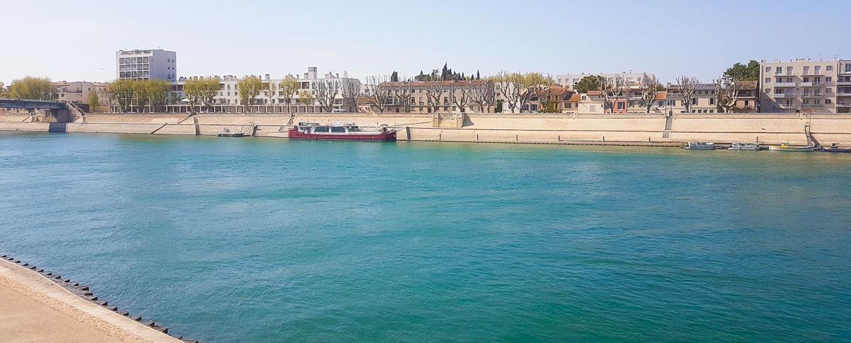Confinement Arles : le Rhône