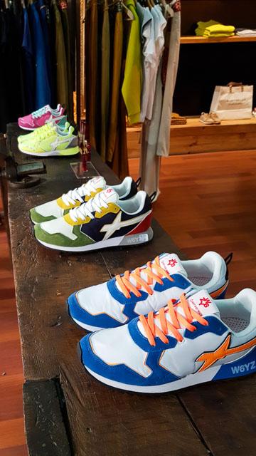 Fringues et chaussures de marques en devenir à Arles- Boutique de mode Les 3 Zébrés