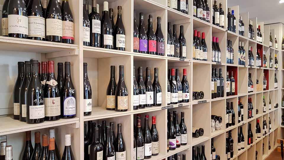 vins bio et naturel à Arles, La cave des Saveurs
