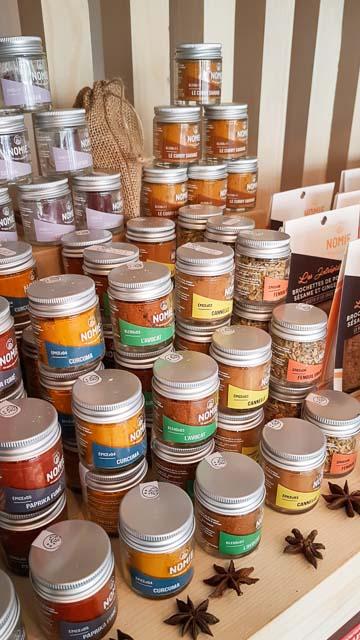 Herboristerie et épicerie du bien-être à Arles