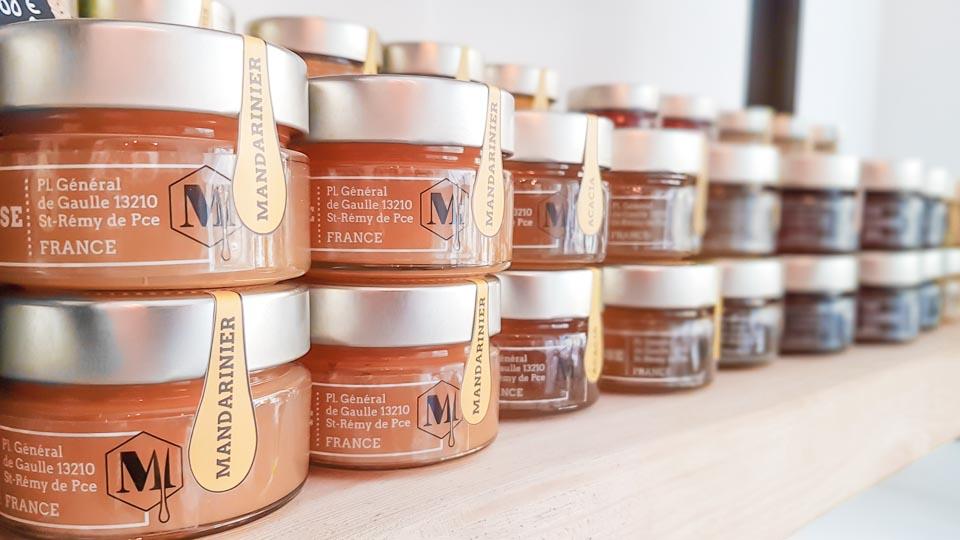 Miel, herboristerie et épicerie du bien-être à Arles