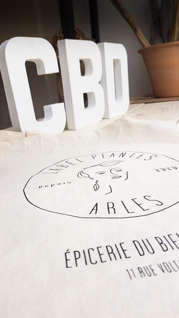 Herboristerie, plantes, cbd et épicerie du bien-être à Arles