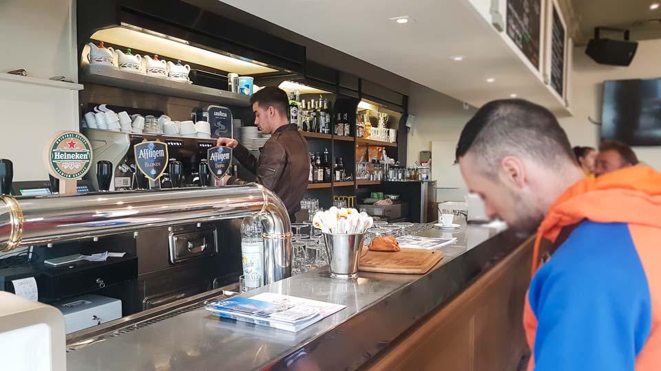 restaurant avec terrasse à Arles - Le Wilson