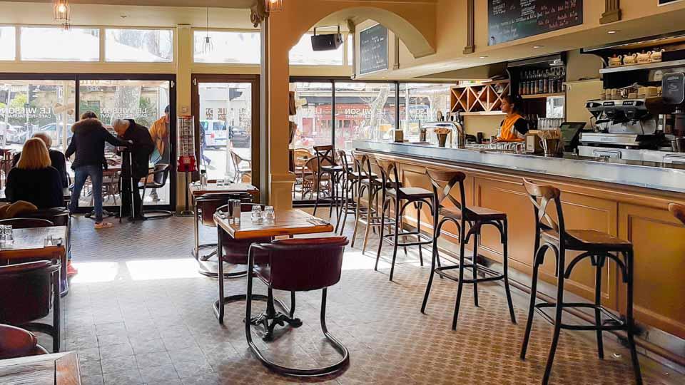 café à Arles - Le Wilson