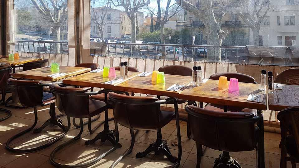 brasserie avec terrasse à Arles - Le Wilson